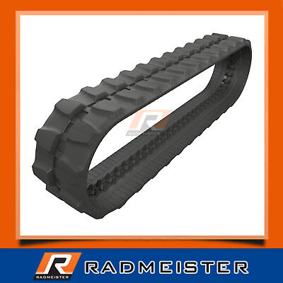 Rubber Track Cat 304cr 304.5 305 305cr Mini Excavator Size 400x72.5x72