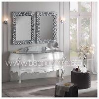 mobile bagno barocco veneziano moderno di lusso top cristal con swarovski
