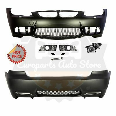 BMW E92 M3 STYLE FRONT & REAR BUMPER FOR 07-10 E92 2D COUPE AND CONVERTIBLE 328I