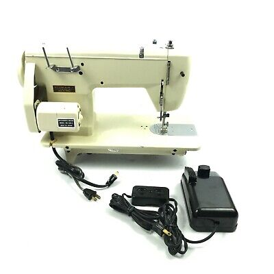 Guide Brother DB2-B755 Industrial Lockstitch Sewing Machine Invisible Zip Foot