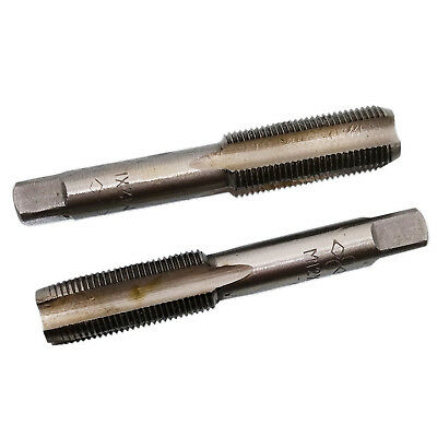 Us Stock Hss 12mmx1 Metric Taper And Plug Tap Right Hand Thread M12 X 1mm Pitch