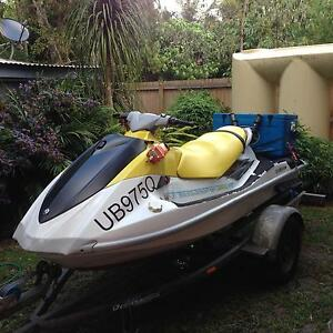 JET SKI 2010 Yamaha Waverunner VX700 South Golden Beach Byron Area Preview
