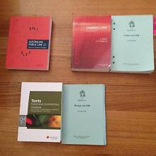 SELLING FIRST YEAR LAW TEXTBOOKS!!! Dandenong Greater Dandenong Preview