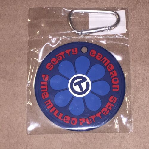Scotty Cameron 2021 US Open Torrey Pines Flower Putting Disc Circle T Tour Only