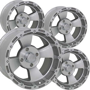 14-Rims-Wheels-fits-2009-2013-Honda-Big-Red-MUV-IRS-Type-161-Aluminum