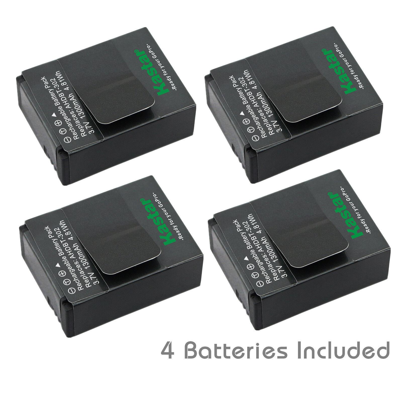 Купить Kastar GOPRO3 AHDBT-301 - Kastar Battery  GoPro HD HERO3 HERO3+ GoPro AHDBT-201 AHDBT-301 AHDBT-302