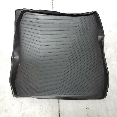 2015-2021 AUDI A3 8V TRUNK CARGO RUBBER BLACK ALL-WEATHER FLOOR MAT COVER OEM