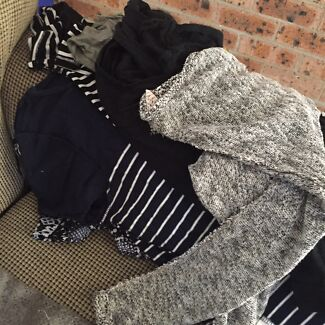 Ladies clothes mostly size 10