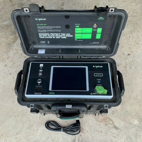 Kaelus Summitek iQA1921B Pim Analyzer Portable Station Tester