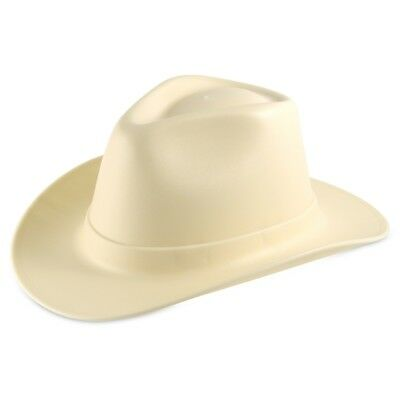 4f077d788c23e Occunomix Vcb200-t Vulcan Cowboy Style Hard Hat With Ratchet Suspension Tan