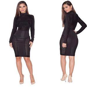 Sexy club dress small midi dress women's