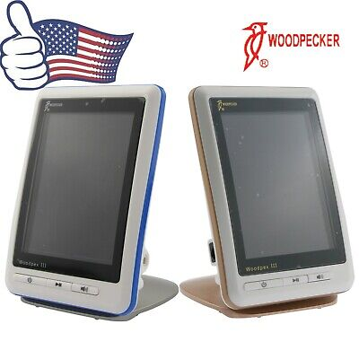 Woodpecker Dental Endo Apex Locator Root Canal Finder 4.5 Inch Lcd Woodpex Iii