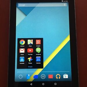 """7"""" Portable Google Android Tablet with NVIDIA Quad-Core CPU"""