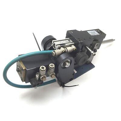 Wire Feeder Tube Module For Komax 40t Auto Wire Crimper Stripper Machine