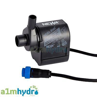 IWS Maxijet Tank Pump Long Lead For IWS System Brain And Timer Hydroponics