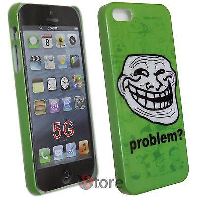 Cover Fall fur iphone 5 s 5 5 g Problem? Meme Troll