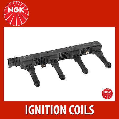 NGK Ignition Coil - U6025 (NGK48135) Ignition Coil Rail - Single