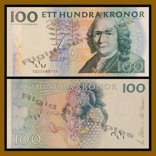 Sweden 100 Kronor, 2001 P-65a Unc