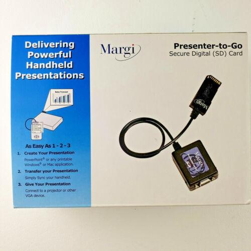 Margi Presenter-to-Go  Secure Digital (SD) Card  Model 24001