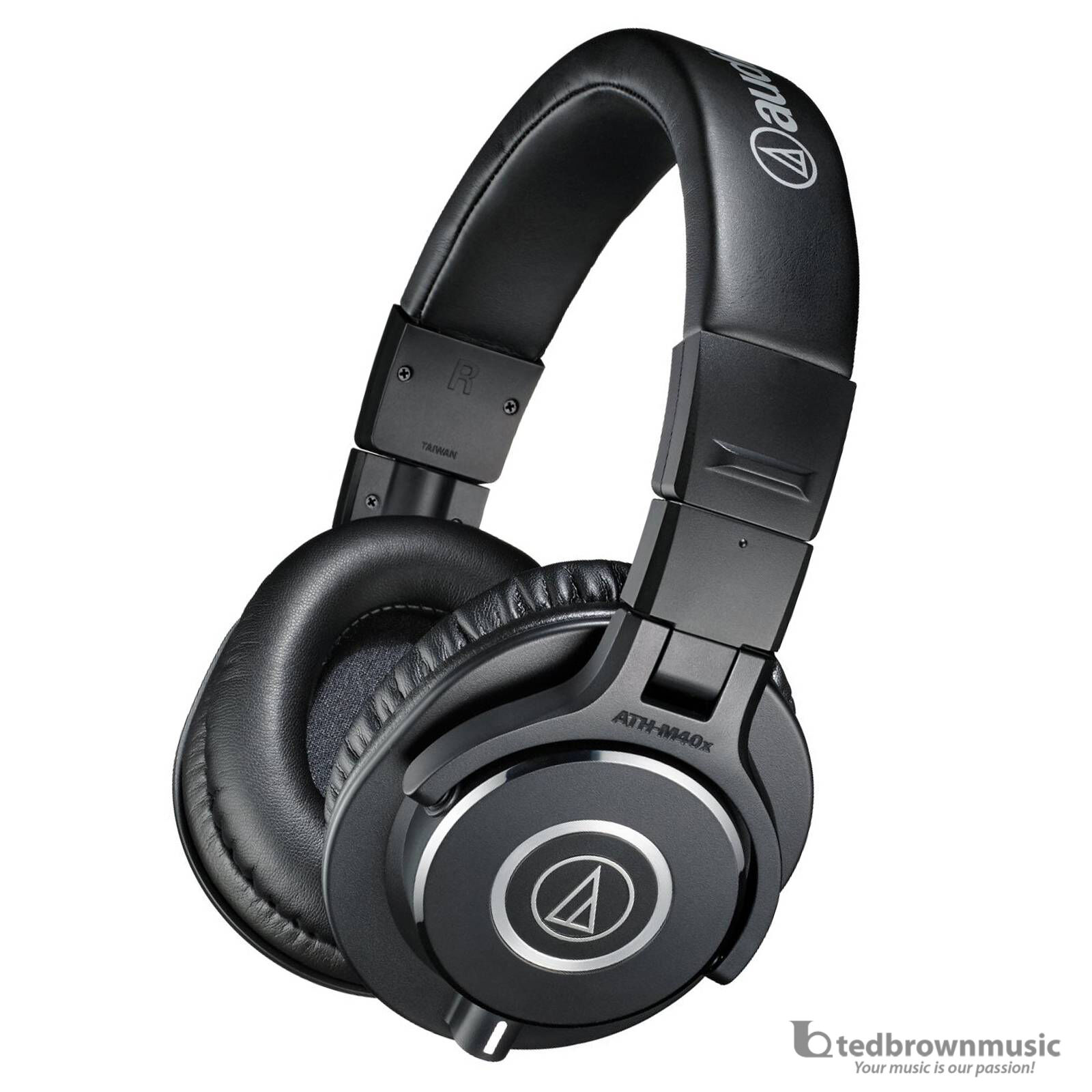 Audio-Technica ATH-M40x Professional Monitor Headphones - St