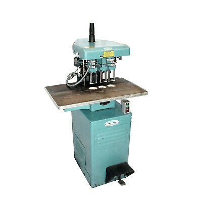 Will Ship Challenge Eh3a Industrial 3 Head Electric Paper Drillpunch 2-2.5