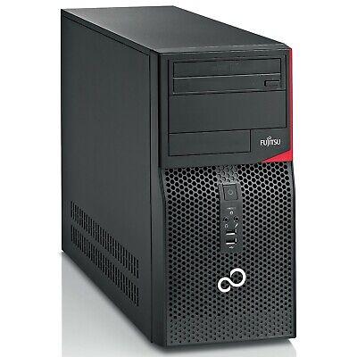 Fujitsu ESPRIMO P556/E85+ 6th gen Intel® Core™ i3 i3-6100 4GB DDR4 500 GB HDD Bl