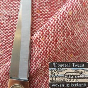 Donegal Tweed Fabric Ebay