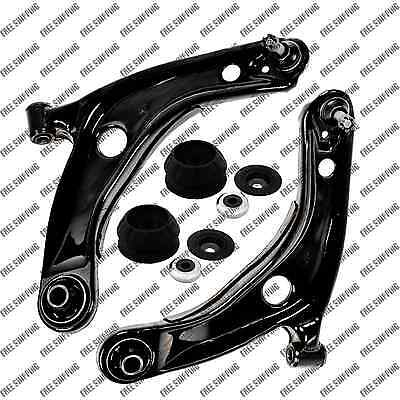 Suspension Lower Control Arm Set support sub-assy front Set Fits 08-14 Scion xD