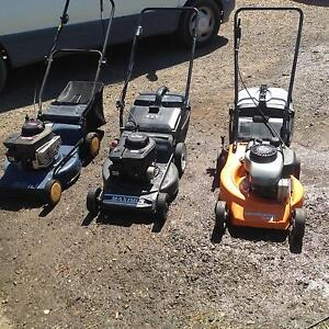 Lawn mowers Wandin North Yarra Ranges Preview