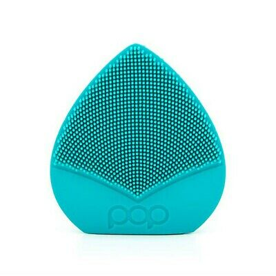 Pop Sonic Leaf Bud Facial Cleansing Device Blue
