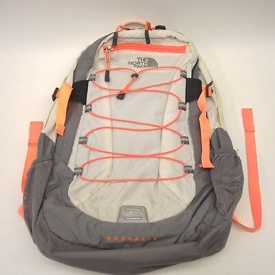The North Face Borealis Ergonomic Backpack Hiking Backpacking Tablet Laptop Bag