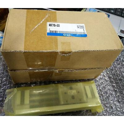 One New Smc Mxy8-50 Mxy8-50 Slide Cylinder In Box Spot Stock Yp1