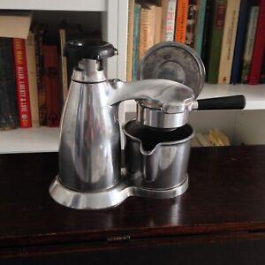 Vintage Vesuviana Stovetop Espresso Maker