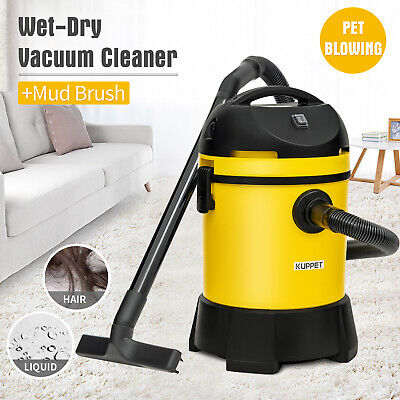 1400w Portable 8 Gallon Wet Dry Vacuum Cleaner Vac Shop 4.5 Peak Hp W Blower