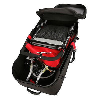 Bob Travel Carry Bag for Bob Single Strollers Brand New!! Model BA0605