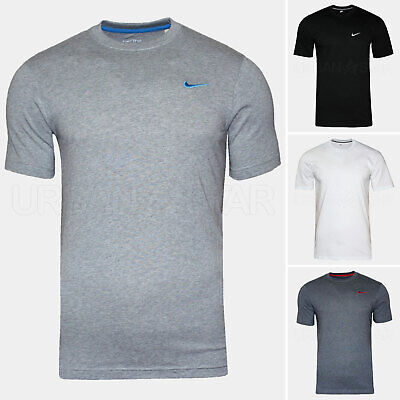 Nike T Shirt Mens Retro Gym Sports Crew Neck Tee Vintage Top Size S M L XL XXL