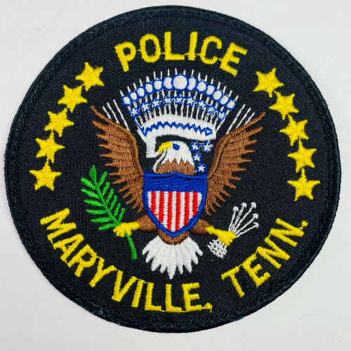 Maryville Police Tennessee TN Patch (A2)