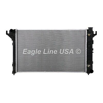Radiator Fits 94-01 Dodge Ram Pickup Truck 1500 2500 3500 3.9L 5.2L 5.9L V6 V8 01 Dodge Ram Radiator