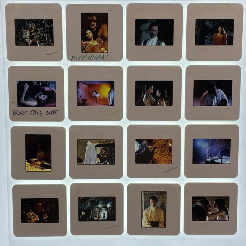 Meridian Horror Movie 35mm Slides Press Kit Publicity Promo Vtg Lot of 16