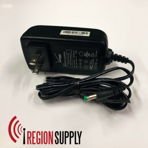 Genuine Power Adapter Supply Cord for Verizon Frontier G1100 FIOS-G1100 AC1750