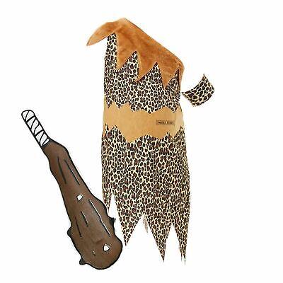 Schreckliche Geschichten Grotte Junge Kostüm Leopard Buch Woche Club - Geschichte Buch Woche Kostüm