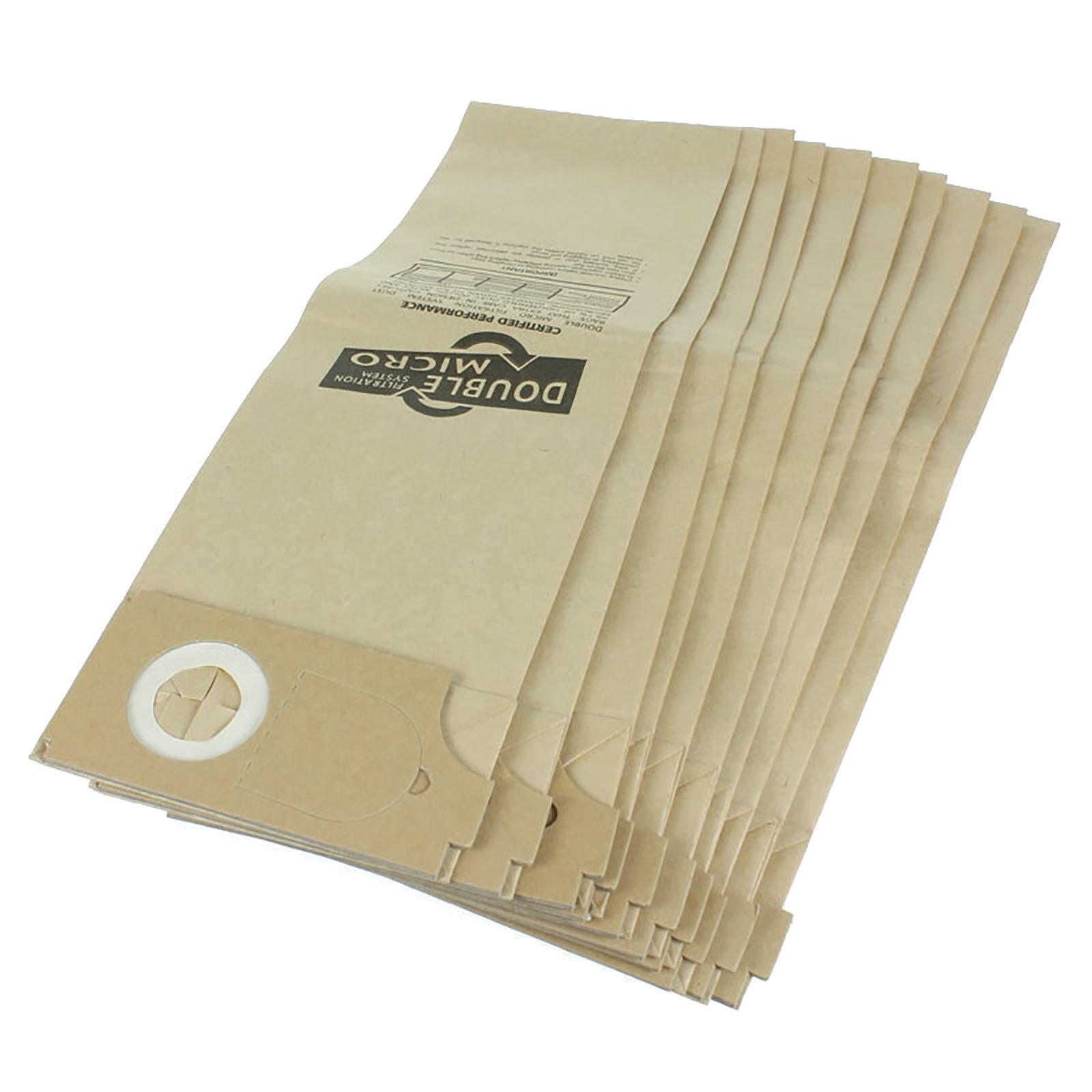 FITS SEBO 350 360 450 460 BS36 TBS32 VACUUM CLEANER DUST BAGS 5 PACK
