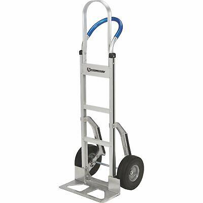 Strongway Aluminum Hand Truckstair Skid - 660-lb. Capacity