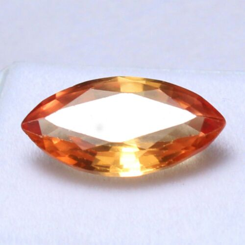 Natural 7.85 Ct Certified Montana Multi Color Sapphire Unheated Loose Gemstones