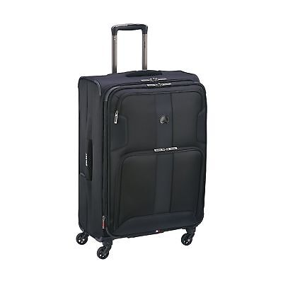 delsey luggage sky max 25 expandable spinner