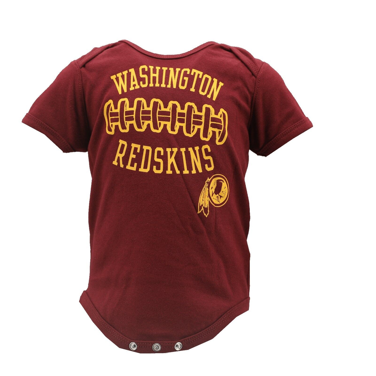 Washington Redskins NFL Official Apparel Infant Baby Creeper Bodysuit New  Tags 013012931