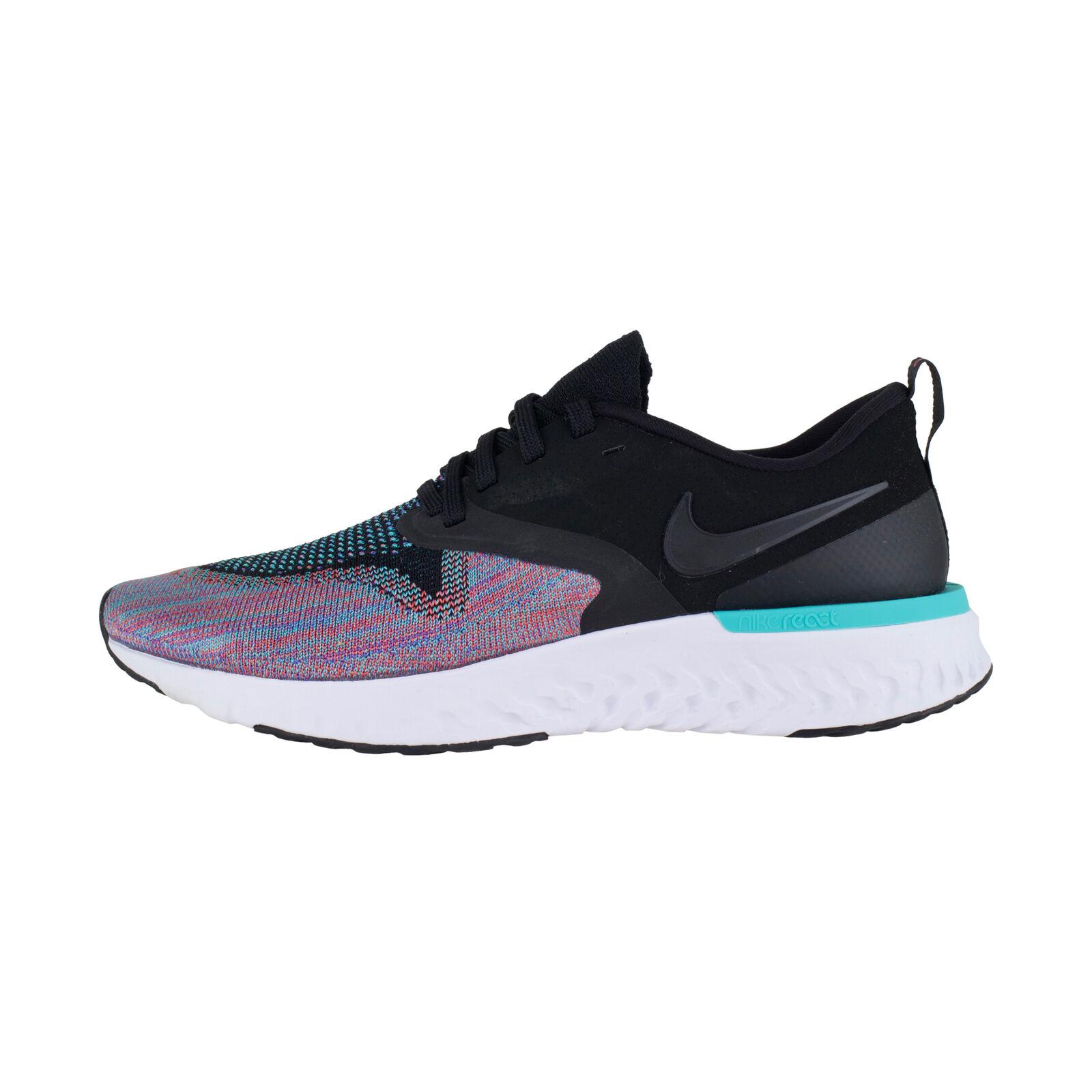 Details zu Nike Odyssey React Flyknit 2 Laufschuhe Damen Sneaker Hellblau AH1016 401