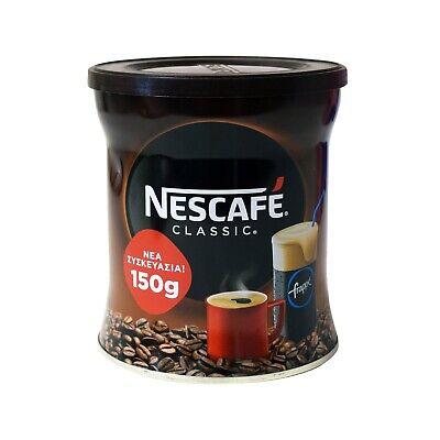 Nescafé Clásico Instantáneo Café Caliente O Frío Griego Frappé - 1 Paquete...