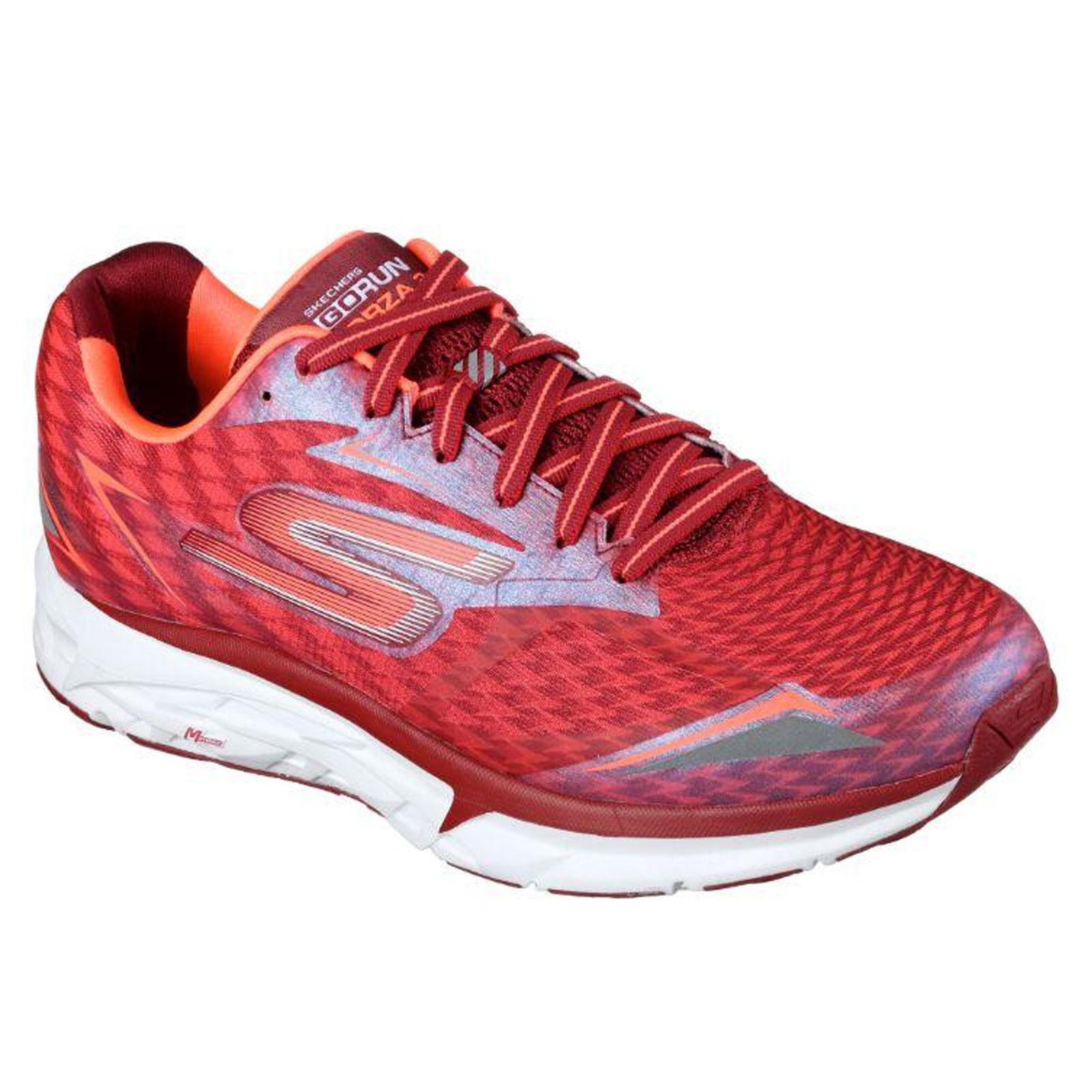 4d2e7ea422f Skechers GoRun Forza 2 Trainers Mens Sports Running Memory Foam Training  Shoes
