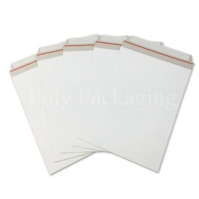 20 x WHITE DOUBLE SIDED BOARD 13x9